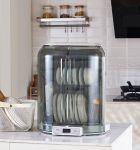 韩加家用消毒柜:消毒烘干收纳防虫,功能实用全面