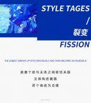 【领绣·菁华】STYLE TAGES——裂变 FISSION